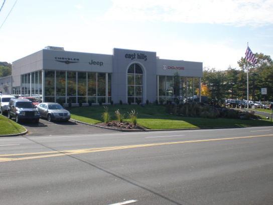 East Hills Chrysler Jeep Dodge car dealership in Greenvale, NY 11548