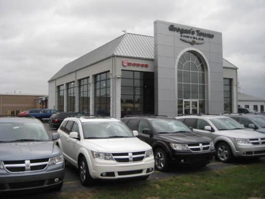 grogan's towne chrysler jeep dodge ram car dealership in toledo, oh