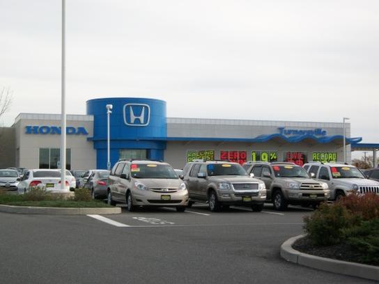Honda of turnersville car dealership in turnersville nj for Honda dealer nj