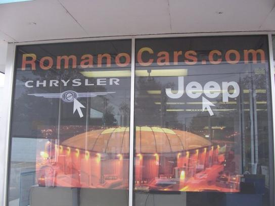 Romano Chrysler Jeep