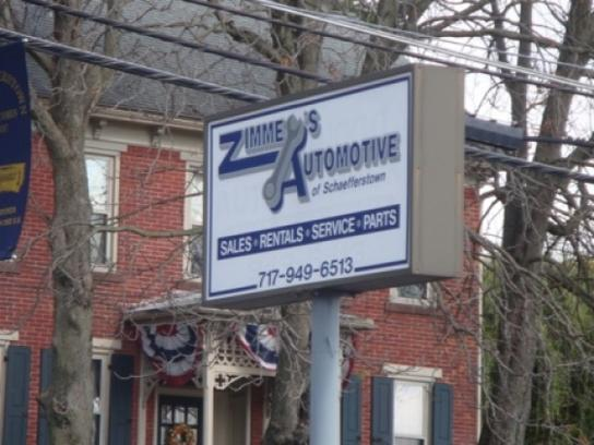 Zimmey's Automotive 1