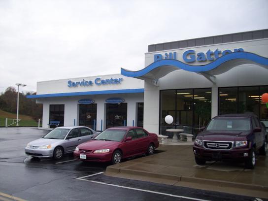Used Cars Johnson City Tn >> Bill Gatton Honda car dealership in Bristol, TN 37620 | Kelley Blue Book