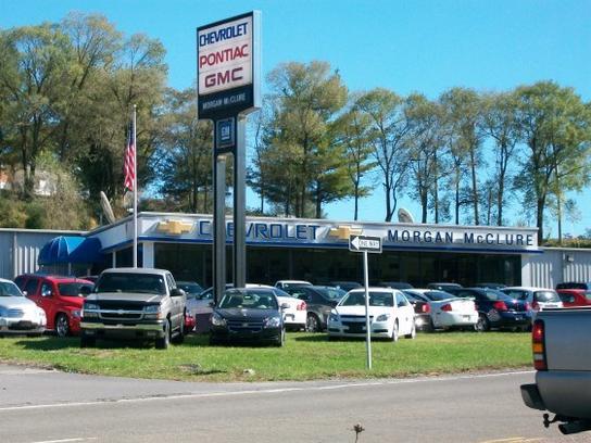 Morgan Mcclure Chevrolet Gmc Inc Car Dealership In