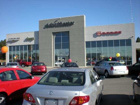 John Hiester Chrysler Dodge Jeep Car Dealership In