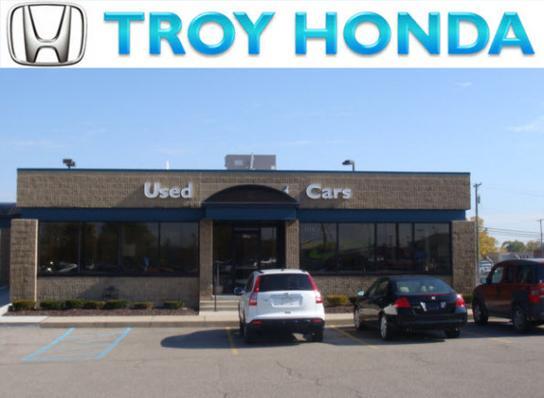 Honda Of Troy >> Troy Honda Car Dealership In Troy Mi 48084 4617 Kelley Blue Book