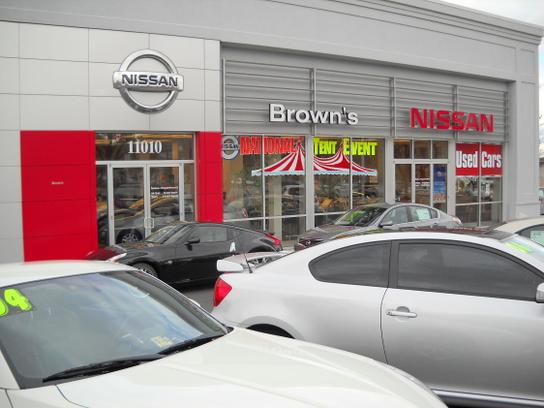 Brown's Fairfax Nissan 2