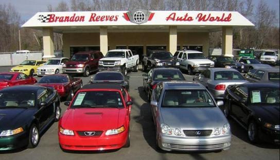 Brandon Reeves Auto World
