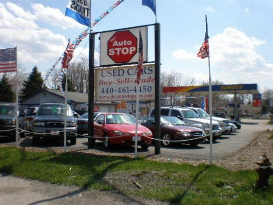 The Auto Stop Inc Car Dealership In Painesville Oh 44077 Kelley Blue Book