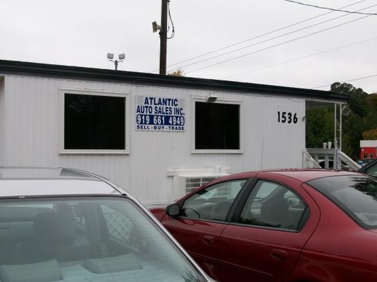 Atlantic Auto Sales >> Atlantic Auto Sales Inc Car Dealership In Garner Nc 27529 2554