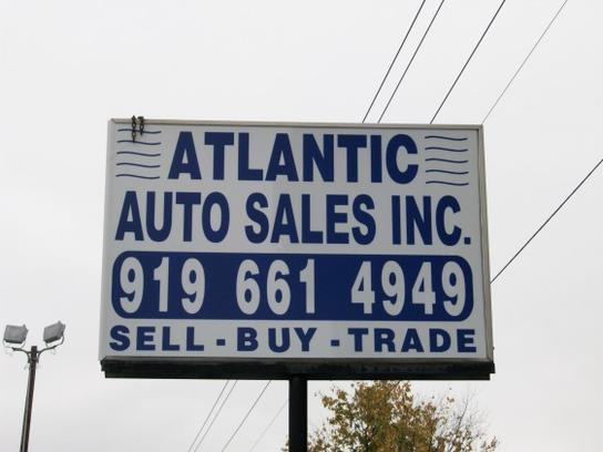 Atlantic Auto Sales Inc.