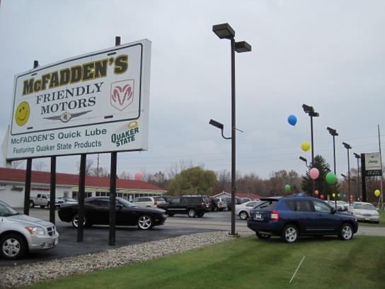 McFadden Friendly Motors