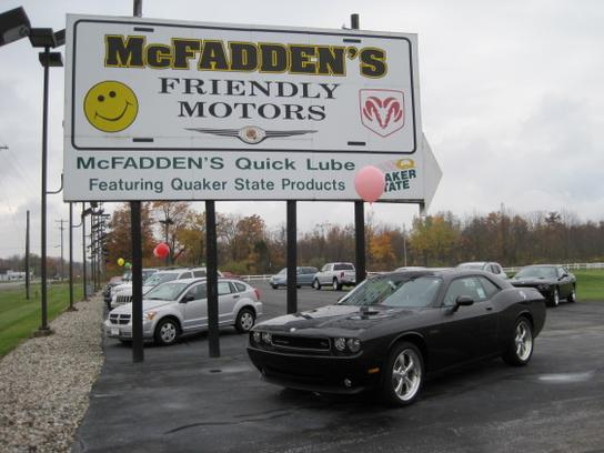 McFadden Friendly Motors 1