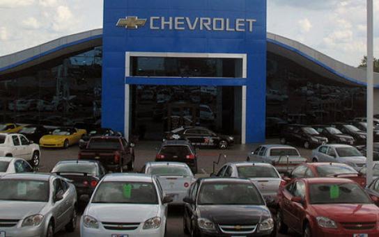 Captivating Karl Chevrolet