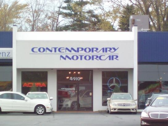 Contemporary Motorcar 1