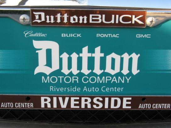 Dutton Buick GMC Cadillac in the Riverside Auto Center 1