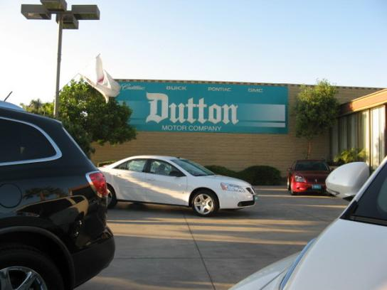 Dutton Buick GMC Cadillac in the Riverside Auto Center car dealership in Riverside, CA 92504 ...