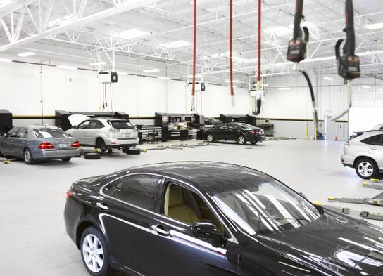 Valley Lexus car dealership in Modesto, CA 95356-9523 | Kelley Blue