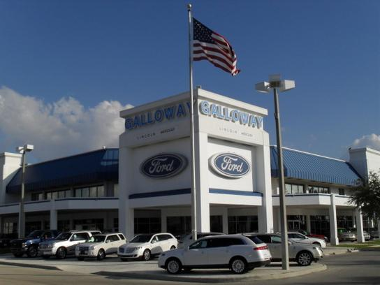 Sam Galloway Ford car dealership in Fort Myers, FL 33907-2113 ...