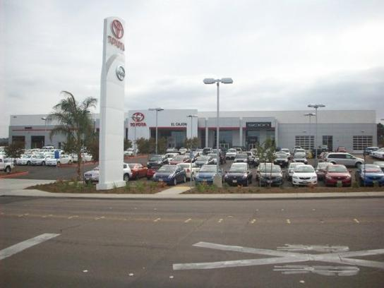 Toyota Of El Cajon