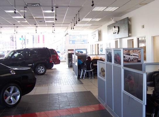 South Chicago Dodge Chrysler Jeep Ram Car Dealership In Chicago - Dodge chrysler dealer