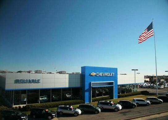 Reliable Chevrolet Tx Car Dealership In Richardson Tx 75080