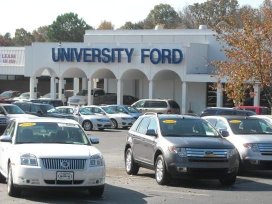 Car Dealerships In Durham Nc >> University Ford North Car Dealership In Durham Nc 27712 Kelley