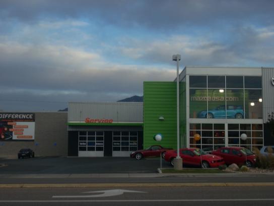 D. Dahle Mazda Of Murray Car Dealership In Salt Lake City, UT 84107 |  Kelley Blue Book