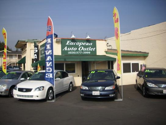 European Auto Outlet 1