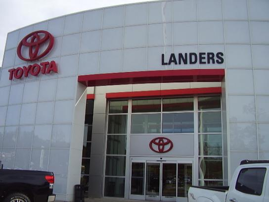 Toyota Little Rock >> Steve Landers Toyota Car Dealership In Little Rock Ar 72204