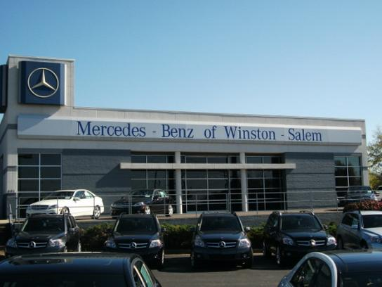 Mercedes-Benz of Winston Salem 3