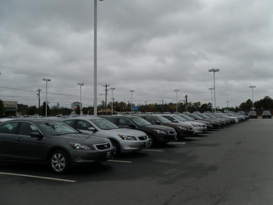 Bryan honda fayetteville car dealership in fayetteville for Honda dealership fayetteville