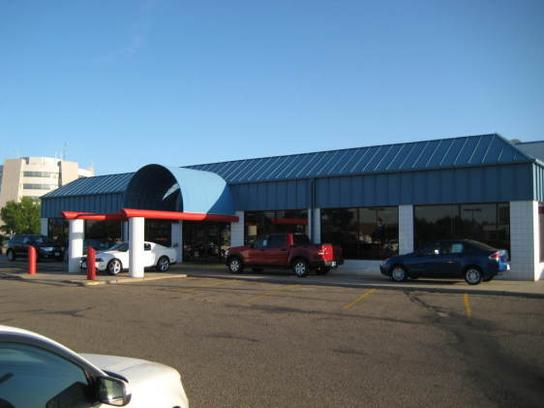 Eide Ford Bismarck >> Eide Ford Lincoln car dealership in Bismarck, ND 58504 ...