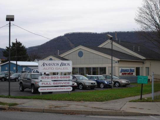 Brothers Auto Sales >> Anastos Brothers Auto Sales Car Dealership In Lock Haven Pa 17745