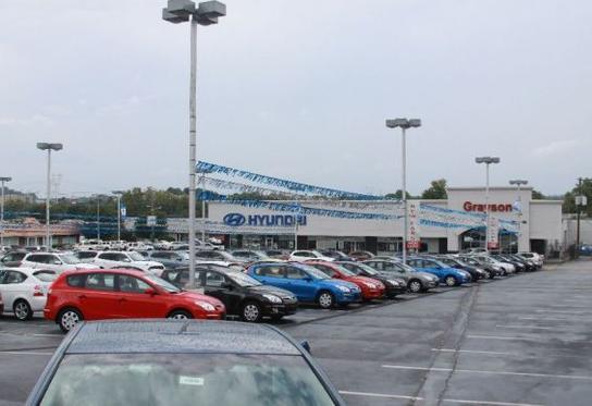 Grayson Hyundai Knoxville Tn >> Grayson Hyundai Car Dealership In Knoxville Tn 37923 5002