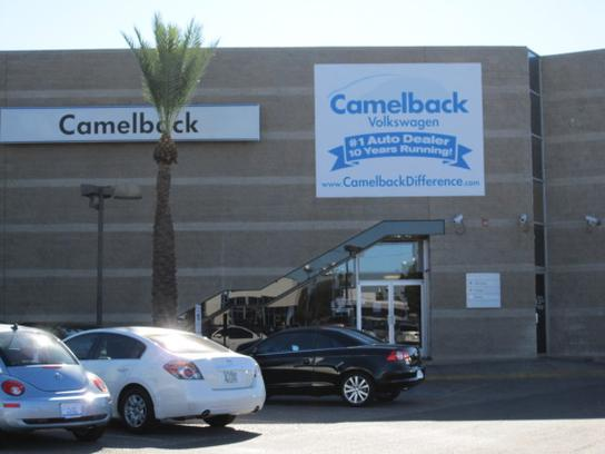 Camelback Volkswagen Subaru Car Dealership In Phoenix Az