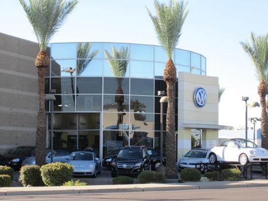 Camelback Volkswagen Subaru Car Dealership In Phoenix Az