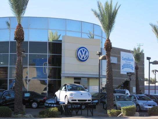 Camelback Vw Subaru Mazda Car Dealership In Phoenix Az