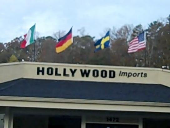 hollywood imports car dealership in birmingham al 35216 kelley blue book. Black Bedroom Furniture Sets. Home Design Ideas
