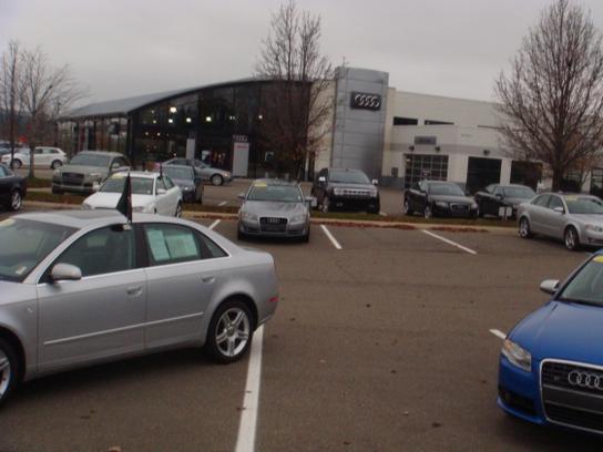 Audi Of Rochester Hills Car Dealership In Rochester Hills MI - Audi rochester hills