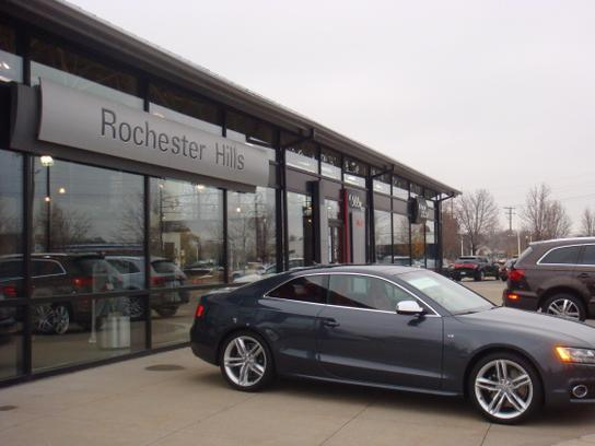 The Best Audi Of Rochester Hills Service
