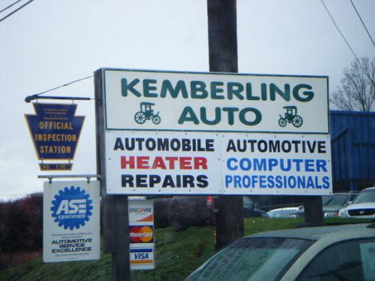 Kemberling Auto Sales & Service 1
