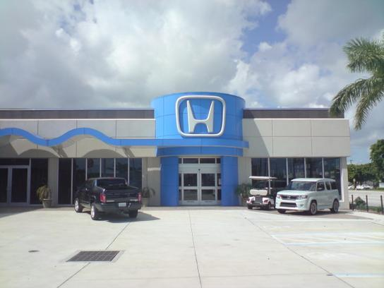 Holman Honda of Fort Lauderdale