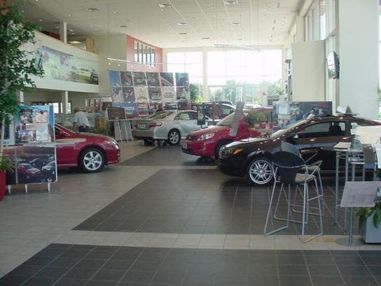 Premier Toyota of Amherst 3