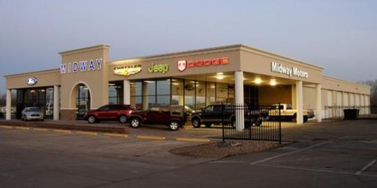 midway motors supercenter mcpherson car dealership in