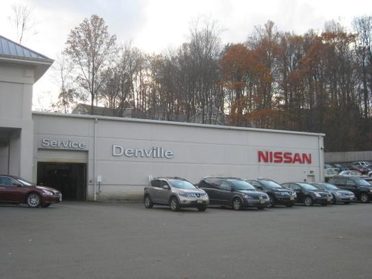 Nissan World of Denville 1