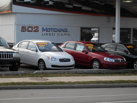 502 Motoring, LLC