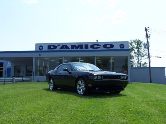 D'Amico Chrysler Dodge Jeep car dealership in GENEVA, NY 14456 ...