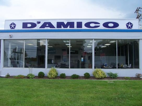 D'Amico Chrysler Dodge Jeep