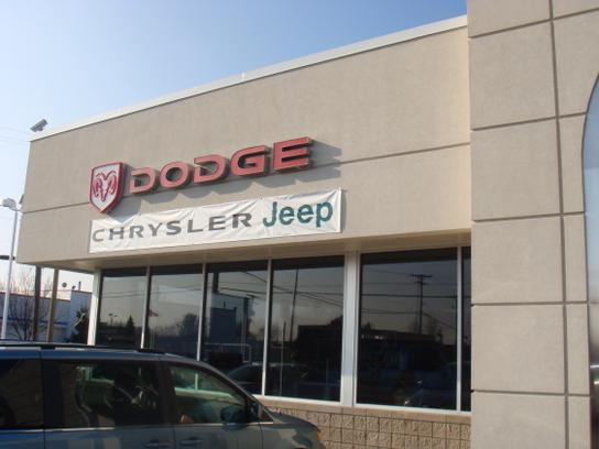 Sterling Heights Dodge Chrysler Jeep 3