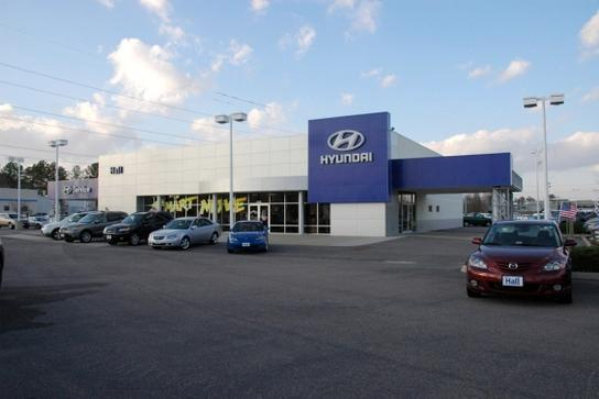 Hall Hyundai Chesapeake Car Dealership In Chesapeake Va